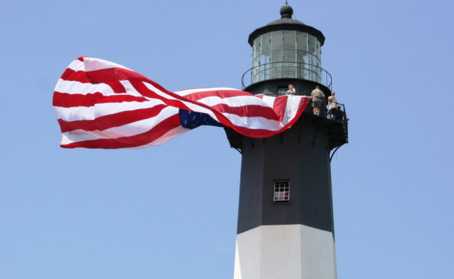 Tybee Island Lighthouse July4th